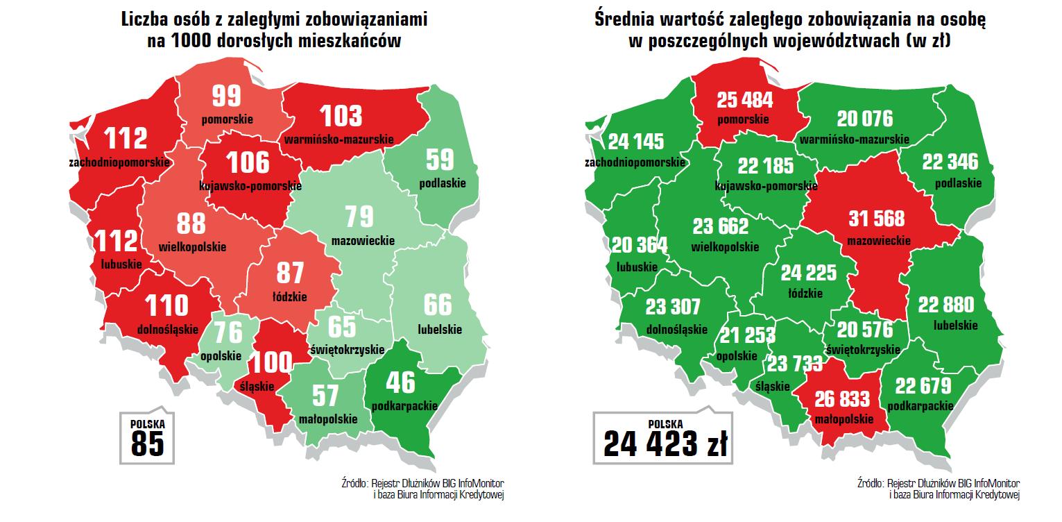 Indeks Zaległych Płatności Polaków 3