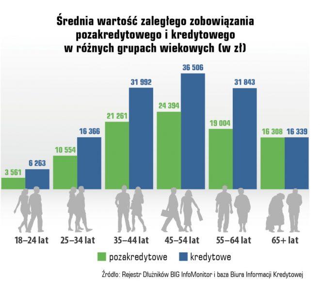 Indeks Zaległych Płatności Polaków 6