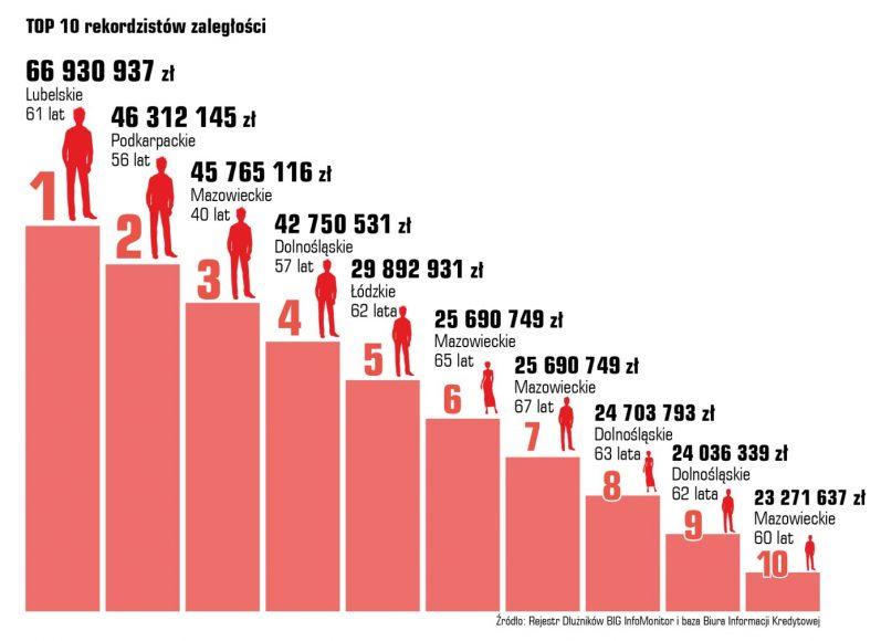Indeks Zaległych Płatności Polaków 7