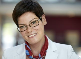 Katarzyna Kacperska - Dyrektor Generalna Novo Nordisk Pharma Sp. z o.o. w Polsce