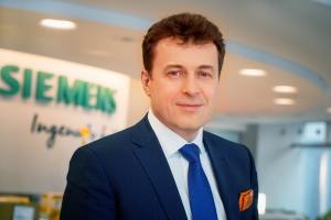 Krzysztof Kuniewicz Dyrektor Zarządzający Siemens Finance