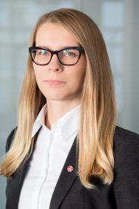 mec. Magdalena Grochowska z kancelarii prawnej Ecovis Milczarek i Wspólnicy