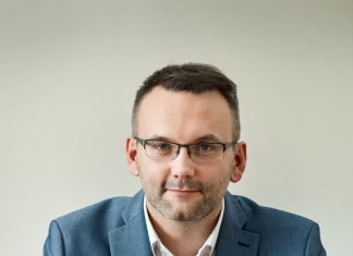 Marcin Zmaczyński – dyrektor regionalny Aruba Cloud w Europie Środkowo-Wschodniej