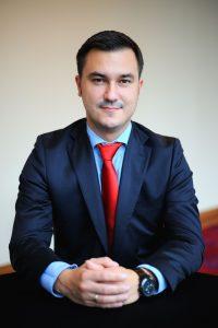 Michał Maćkowiak, lider projektu w RAFAKO S.A.