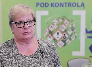 Jolanta Skowroń, sekretarz międzyresortowej komisji ds. najwyższych dopuszczalnych stężeń i natężeń czynników szkodliwych dla zdrowia w środowisku pracy w Centralnym Instytucie Ochrony Pracy