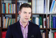 Wojciech Jakóbik, redaktor naczelny Biznes Alert oraz ekspert Instytutu Jagiellońskiego