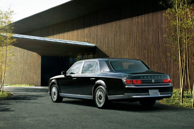 Toyota Century (4)