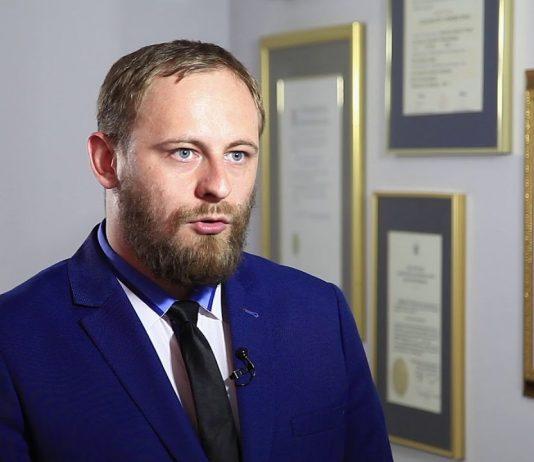 Emanuel Kośka, radca prawny w kancelarii JS Legal