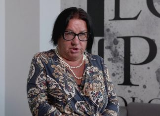 prof. Teresa Gardocka,Dziekan Wydziału Prawa Uniwersytetu SWPS