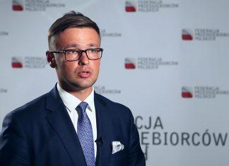Mariusz Korzeb wiceprzewodniczący Federacji Przedsiębiorców Polskich