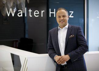 Bartłomiej Zagrodnik - Walter Herz.