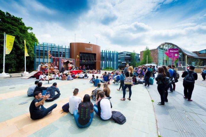 Coventry University - Uniwersytet Coventry