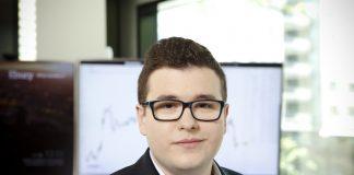 Roman Ziruk, analityk Ebury