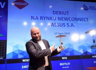 Tadeusz Dudek, Prezes Zarządu Passus SA