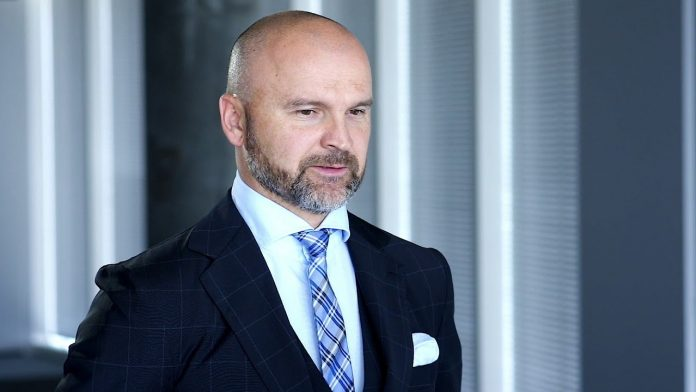 Rafał Brzoska, prezes InPost