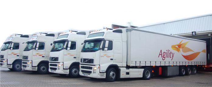 Agility ciężarówki
