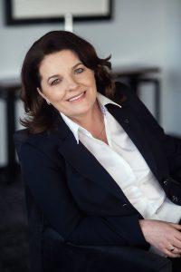 Krystyna Baran, prezes zarządu firmy WIŚNIOWSKI