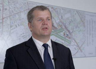 """Mariusz Szpikowski, prezes Przedsiębiorstwa Państwowego """"Porty Lotnicze"""""""