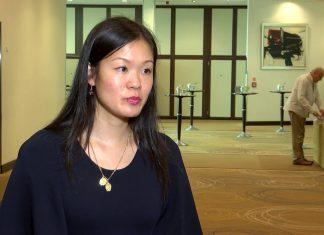 Isabel Ye, Corporate Development Menager Ebury