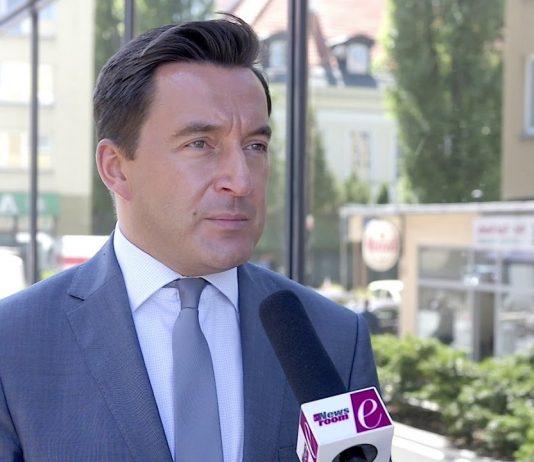 Adrian Furgalski, wiceprezes ZDG TOR