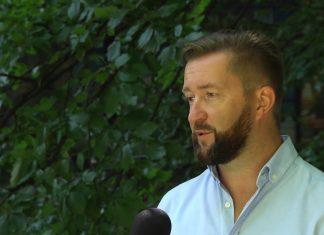Tomasz Kuzak, twórca startupu INFORMATION DESIRED