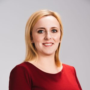 Anna Kwaśny, Head of Residential, OPG Property Professionals