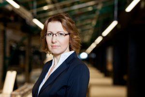 Dorota Wysokińska-Kuzdra, przewodnicząca ULI Poland