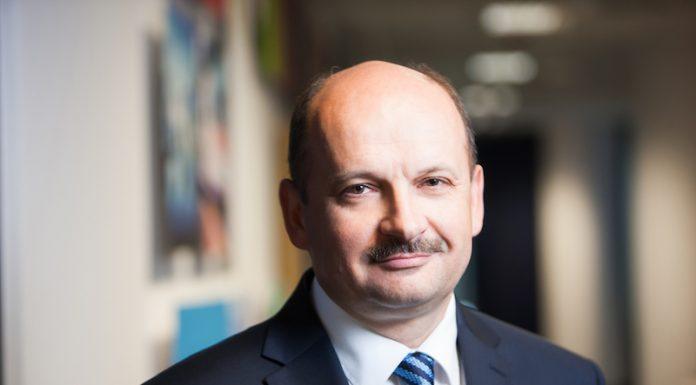 Jarosław Szymczuk, Dyrektor Generalny, IBM Polska i Kraje Bałtyckie