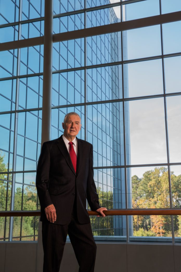 Jim Goodnight, CEO w SAS