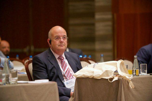 John Brehcist z FCI, międzynarodowej organizacji faktoringowej