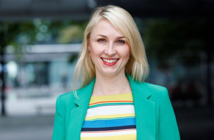 Katarzyna Włodek-Makos, senior associate w Dziale Powierzchni Biurowych wColliers