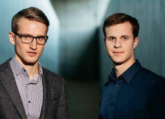 Michał Gołkiewicz i Tomasz Styk