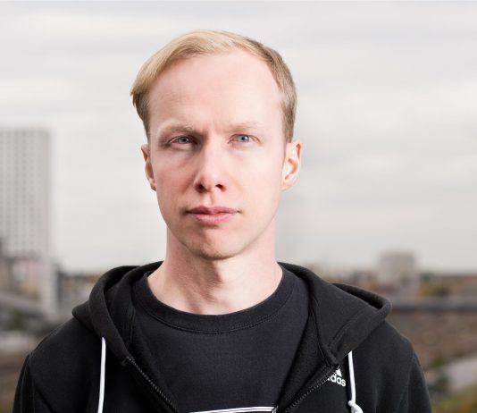 Olle Segerdahl, główny konsultant ds. bezpieczeństwa w F-Secure