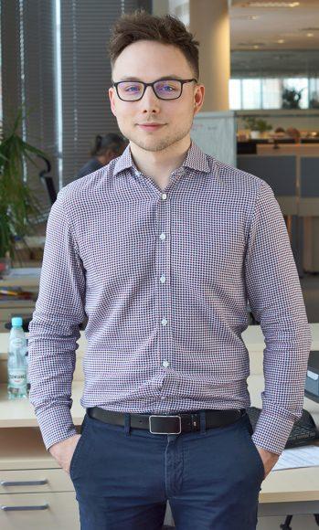 Adrian Hinc, Kierownik Produktu w Eniro Polska