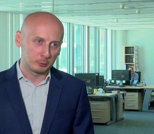 Włodzimierz Szymczak, dyrektor zarządzający Atradius Collections w Polsce