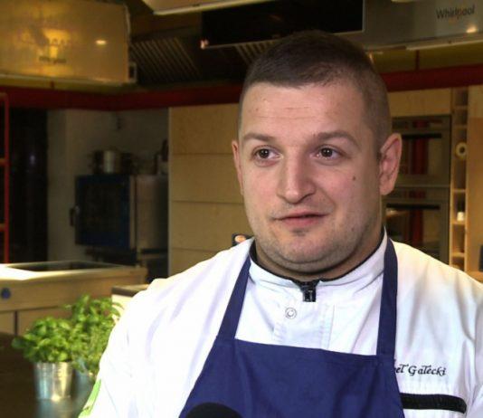Osiemnastu szefów kuchni z całego świata rozpoczyna walkę o tytuł mistrza makaronu. Wśród nich jest Polak