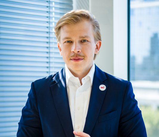 Daniel Daszkiewicz, Dyrektor Departamentu Fintech w Alior Banku