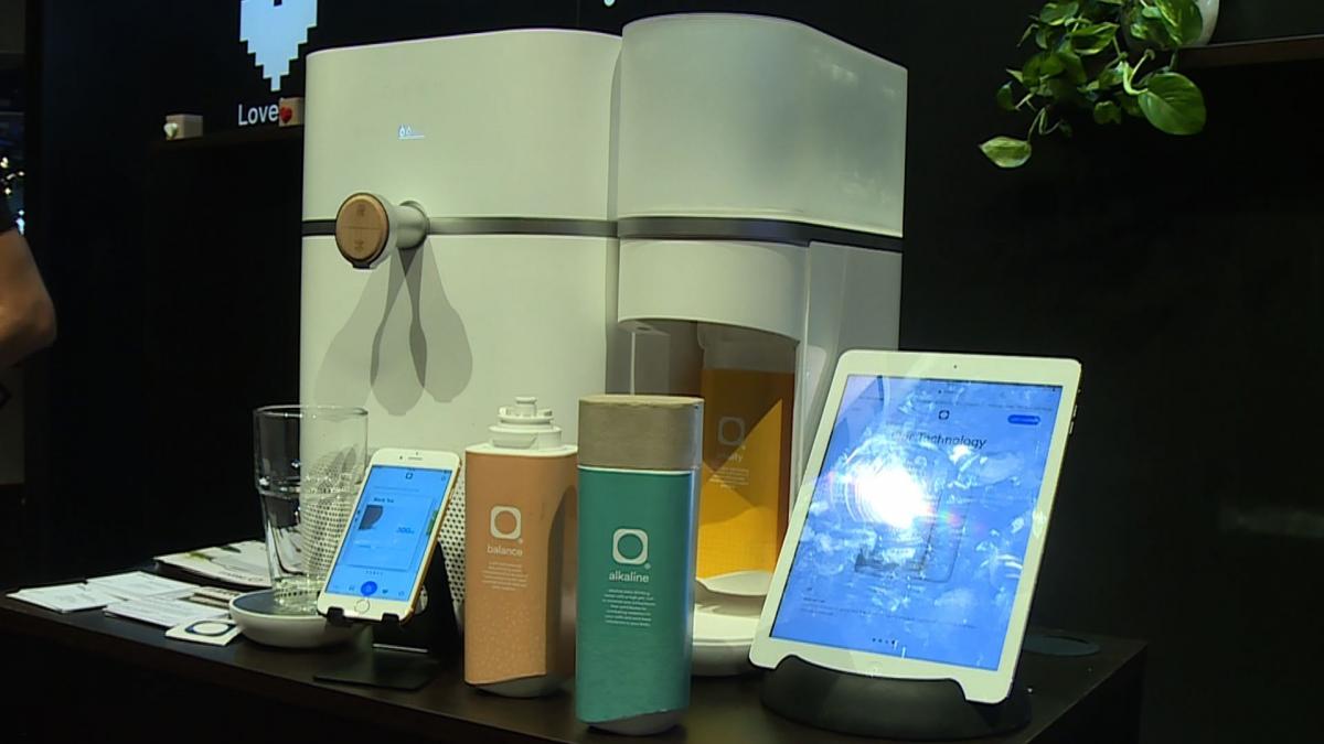 Domowe urządzenie zamieni kranówkę w wodę mineralną. Rozwiąże problemy niedoboru czystej wody oraz rozpuszczonego w niej plastiku 1