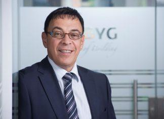 Oscar Kazanelson, przewodniczący rady nadzorczej ROBYG SA.