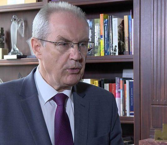 Jeremi Mordasewicz, doradca zarządu Konfederacji Lewiatan
