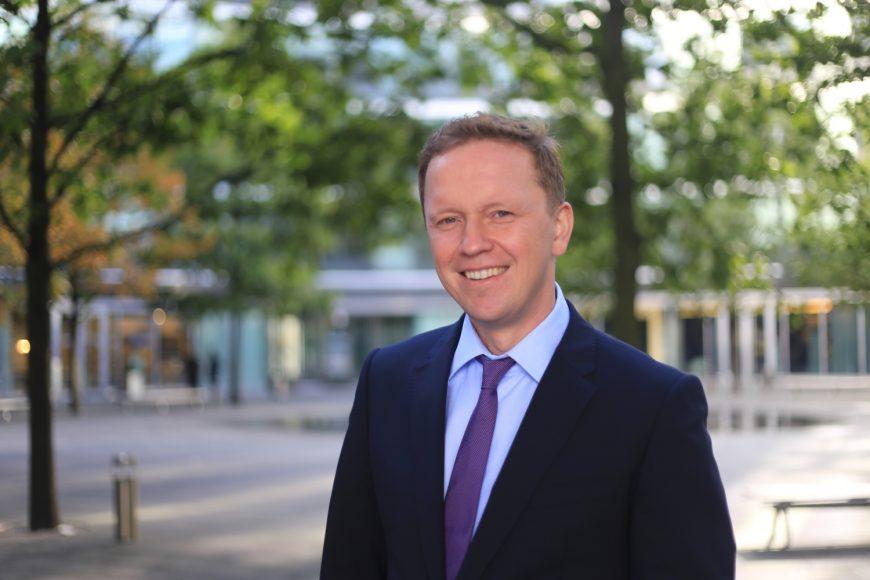 Tomasz Kasperowicz, partner w Colliers International