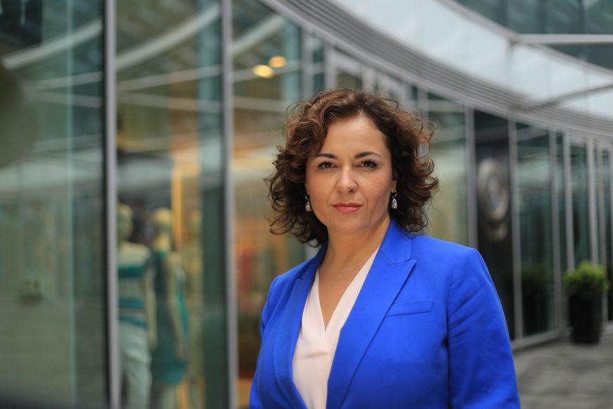 Marta Machus-Burek, senior partner, dyrektor Działu Powierzchni Handlowych
