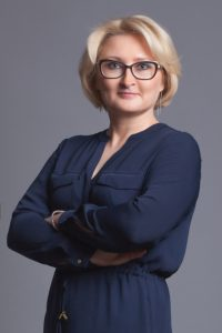 Natasza Jaronska – Ignatiuk – Prezes SKFS