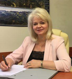 Prof. dr hab. inz. Marianna Jacyna – Dziekan Wydzialu Transportu PW