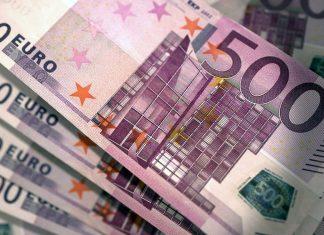 euro pieniądz