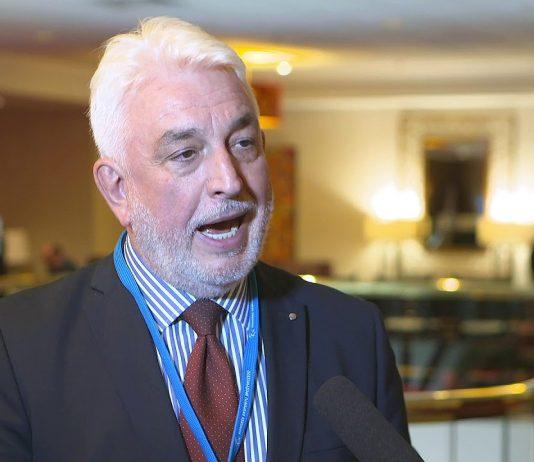 Andrzej Szumowski, prezes Stowarzyszenia Polska Wódka