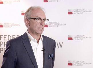 Marek Kowalski, przewodniczący Federacji Przedsiębiorców Polskich (FPP)