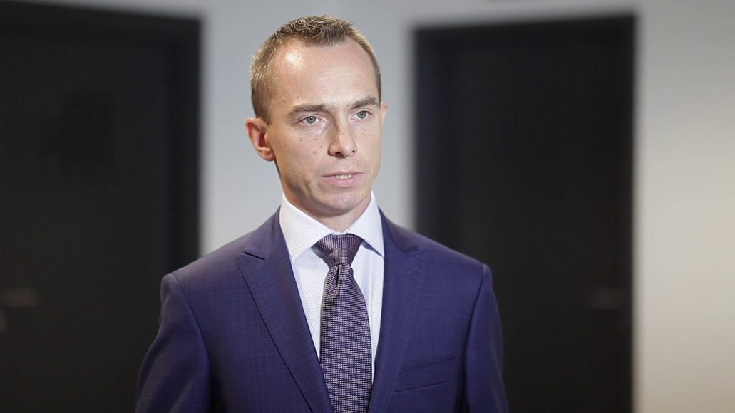 Grzegorz Sielewicz,główny ekonomista Coface w regionie Europy Centralnej
