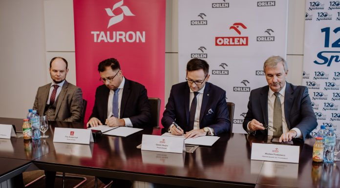 podpisanie listu intencyjnego ORLEN TAURON