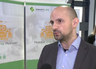 Wyposażony w sztuczną inteligencję robot pomoże dzieciom w rozwoju. Będzie uczył rozwiązaniowa zagadek oraz języków obcych